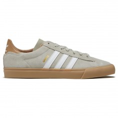 Adidas Campus Vulc II Shoes - Sesame/White/Cardboard