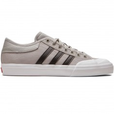 Adidas Matchcourt Shoes - Solid Grey/Core Black/White