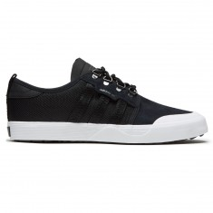 Adidas Seeley Outdoor Shoes - Black/Black/White