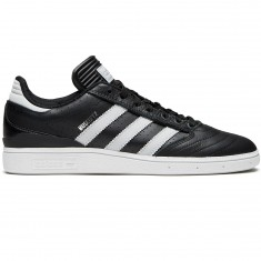 Adidas Busenitz Shoes - Core Black/Solid Grey/Silver