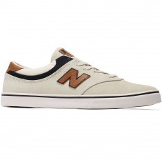 New Balance Quincy 254 Shoes - Stone/Black/Tan