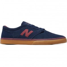 New Balance 345 Shoes - Navy/Burgundy