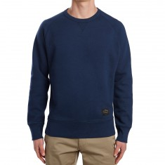 Levis Crewneck Fleece Sweatshirt - Dress Blue