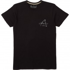 Imperial Motion Fin City T-Shirt - Black