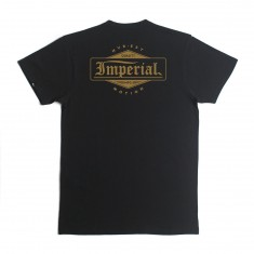 Imperial Motion Stone Gate Premium T-Shirt - Navy
