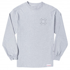 acc9d37e0 Diamond Supply Co. Void Long Sleeve T-Shirt - Heather Grey