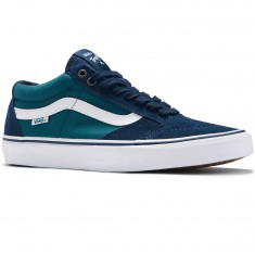 Vans TNT SG Shoes - Dress Blues/DeepTeal