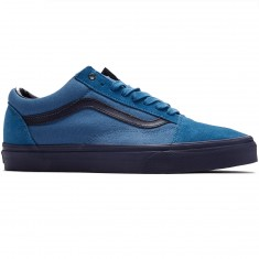 Vans Old Skool Shoes - Blue Ashes/Parisian Night