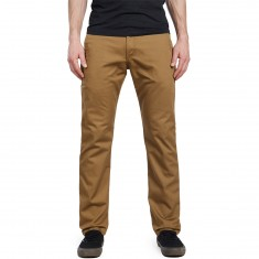 Vans Authentic Chino Stretch Pants - Dirt