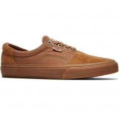Vans Rowley Solos Shoes - Tobacco/Gum