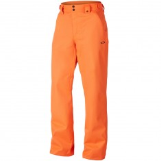 Oakley Sunking 10K BZS Snowboard Pants - Neon Orange