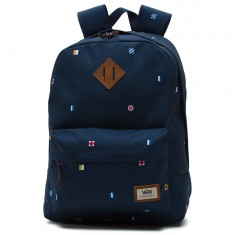 Vans Old Skool Plus Backpack - Nautical Flags