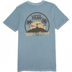 Vans Troubled Pocket T-Shirt - Larkspur