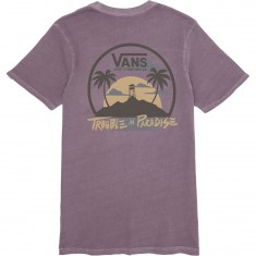 Vans Troubled Pocket T-Shirt - Gray Ridge