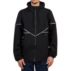 Adidas 3 Later Premiere Jacket - Black/Reflective