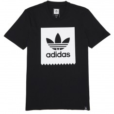 Adidas Solid BB T-Shirt - Black