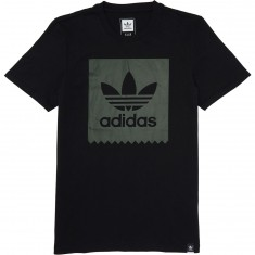 Adidas BB Military T-Shirt - Black