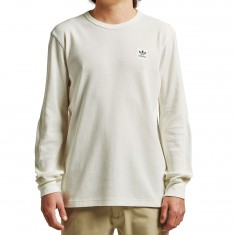 Adidas Thermal Shirt - Off White