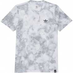 Adidas Clima 2.0 Quartz T-Shirt - White/Clear Grey