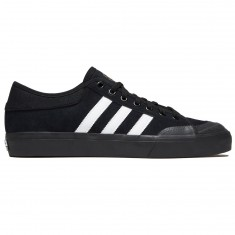 Adidas Matchcourt ADV Shoes - Black/White/Gum