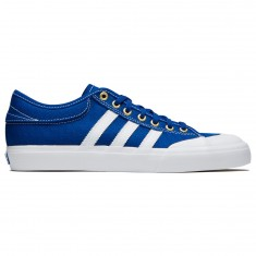 Adidas Matchcourt ADV Shoes - Collegiate Royal/White/Gold Metallic