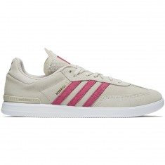 Adidas Samba ADV X Rodrigo Shoes - Clear Brown/Trace Scarlet /White