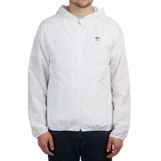 Adidas BB Wind Jacket - White/White
