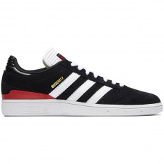 05206e9c554 Adidas Busenitz Shoes - Core Black White Scarlet