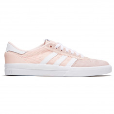 ed0f3c82863 Adidas Lucas Premiere Shoes - Ice Pink White Black
