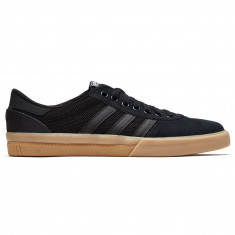 2911951e408c Adidas Lucas Premiere Shoes - Black White Gum