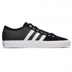 Adidas Matchcourt RX Shoes - Core Black/White/Solid Grey