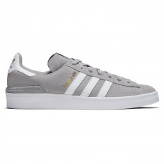 1e527deee5c7 Adidas Campus ADV Shoes - MGH Solid Grey White White