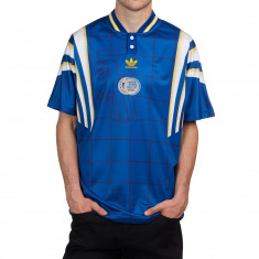 Adidas Teixeira Jersey - Collegiate Royal/Bold Gold/White