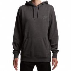 Vans Classic Side Stripe Hoodie - Asphalt Heather