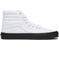 Vans Sk8-Hi Shoes - Black Outsole/True White
