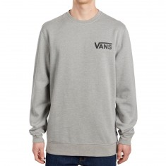 Vans Exposition Sweatshirt - Cement Heather