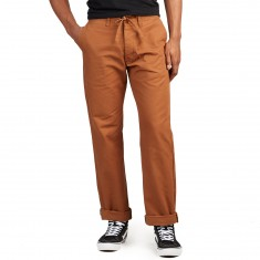 Vans Gilbert Crockett Pants - Toffee