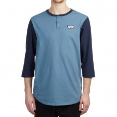 Vans Cajon Shirt - Copen Blue/Dress Blues
