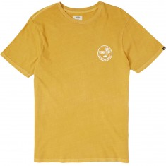 Vans Vintage Mini Palm II T-Shirt - Mineral Yellow