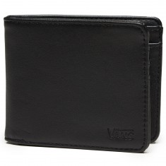 Vans Drop V Bifold Wallet - Black