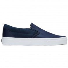 Vans Classic Slip-On Shoes - Dress Blues Nylon