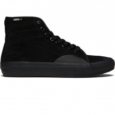 Vans AV Classic High Pro Shoes - Blackout