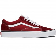 Vans Old Skool Shoes - Madder Brown/True White