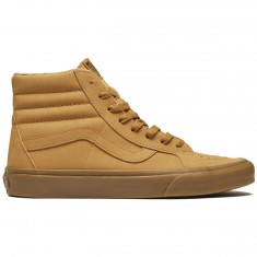 Vans SK8-Hi Reissue Shoes - Vansbuck Light Gum/Mono