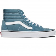 Vans Sk8-Hi Shoes - Goblin Blue/True White