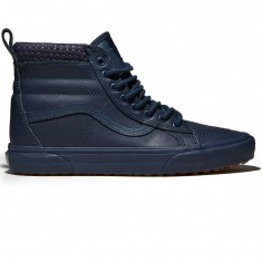 Vans Sk8-Hi MTE Shoes - Dress Blues/Mono