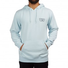 Vans Full Patched Hoodie - Baby Blue