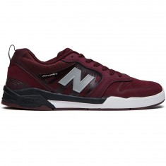New Balance Numeric 868 Shoes - Chocolate Cherry/Black