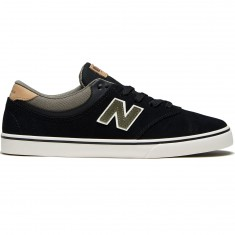 New Balance Quincy 254 Shoes - Black/Olive