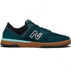 New Balance Numeric 533 V2 Shoes - Forest/Black